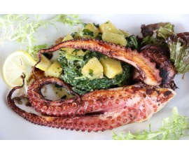 Hobotnica na žaru